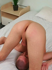 Jamie has a great cock and a smooth body