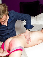 Kyler Ash deserves some corporal punishment for flaking out on his first day of a new job
